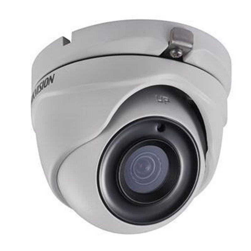 5MP, Low Light, 3.6mm, 20m EXIR, Power over Coax, DS-2CE56H5T-ITME