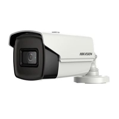 5MP, 2.7-13mm motorzoom, 40m IR, Power over Coax