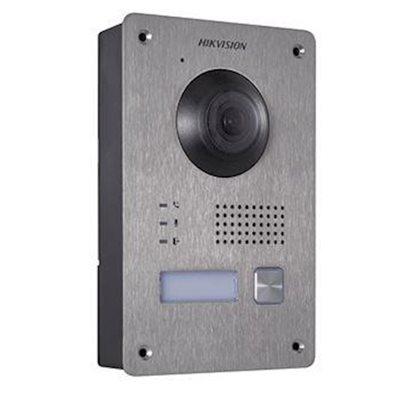 Extra buitenpost t.b.v. Hikvision videofoonsysteem