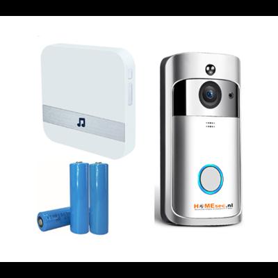 HOMEsec wifi smartdeurbel