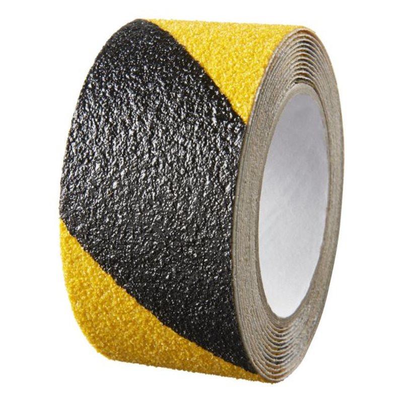 Secucare Anti slip sticker Rol zwart/geel