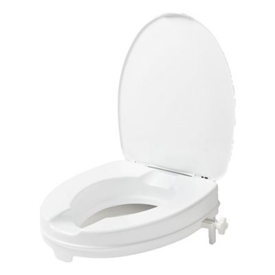 SecuCare WC-verhoger 60mm klep