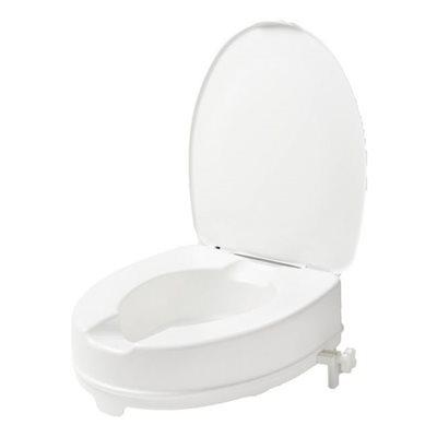 SecuCare WC-verhoger 100mm klep