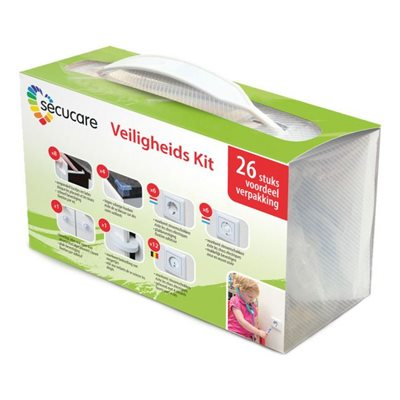 SecuCare Junior Gift Pack België