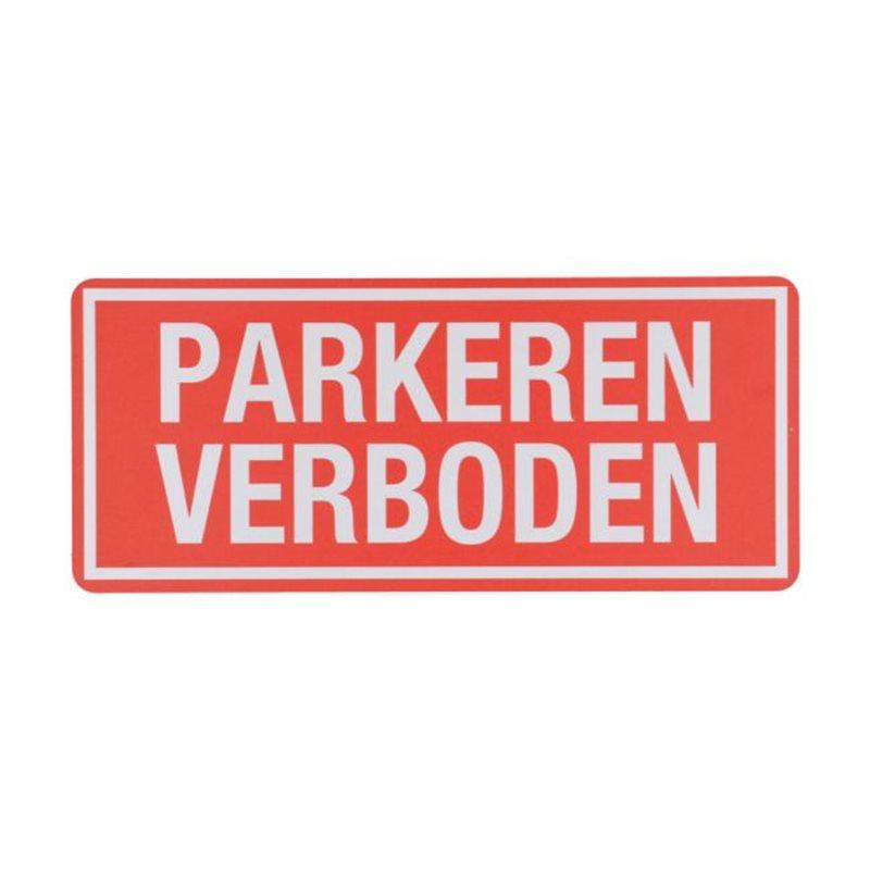 Bord Z144 Parkeren Verboden